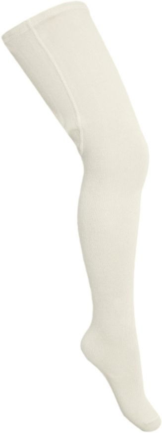 Girls Dolce Petit Tights - Cream