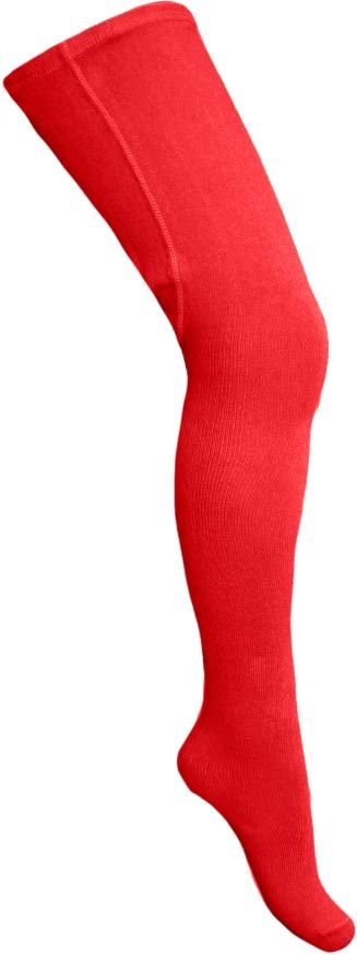 Girls Dolce Petit Tights - Red