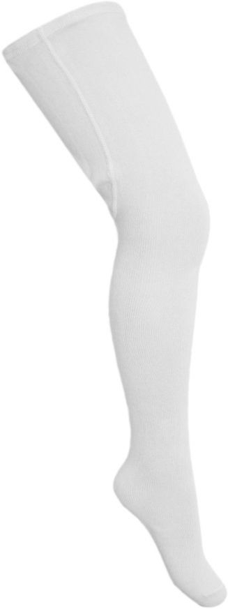 Girls Dolce Petit Tights - White