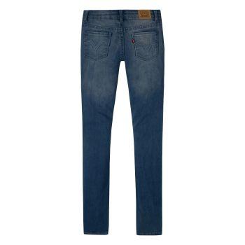 Girls Levis Jeans 711 Blue Winds