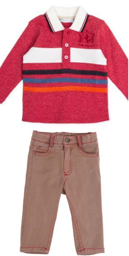 Boys Tutto Piccolo 2 Piece Set 7848 7148