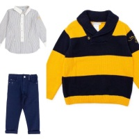 Boys Tutto Piccolo 3 Piece Set 7831 7030 7130