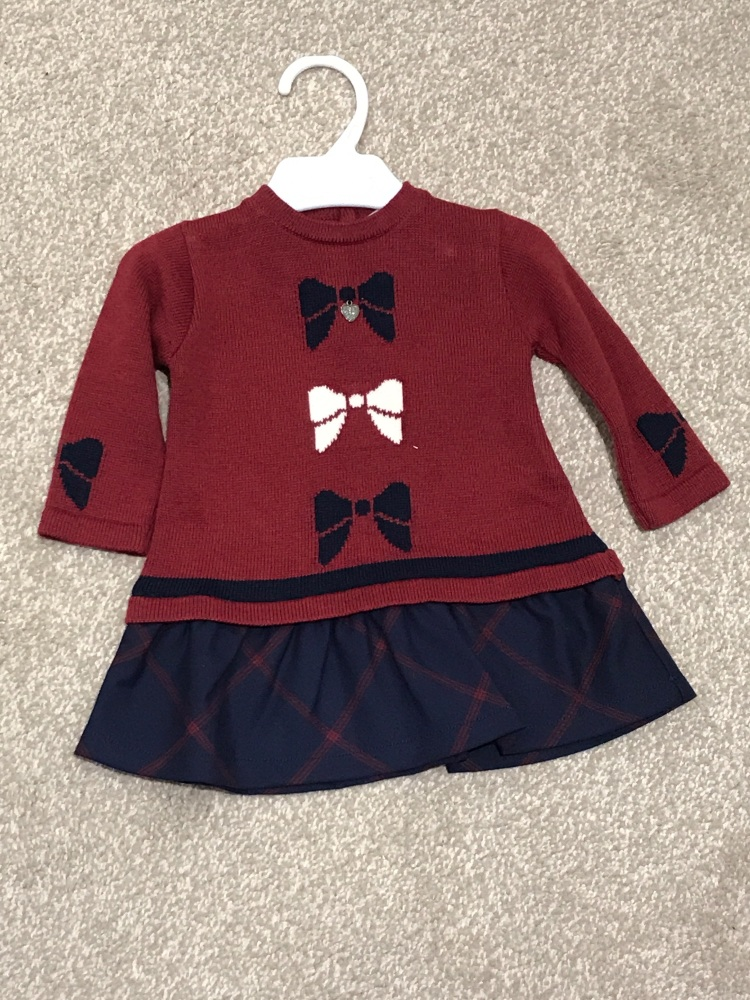 CLEARANCE PRICE Girls Dr Kid Dress Age 6m