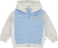 Boys Mitch & Son Cool Blues William Padded Jacket with Sweat Sleeves MS1302