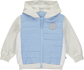 Boys Mitch & Son Cool Blues William Padded Jacket with Sweat Sleeves MS1302 - 6 years only