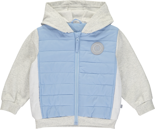 PRE ORDER SS20 Boys Mitch & Son William Padded Jacket with Sweat Sleeves MS