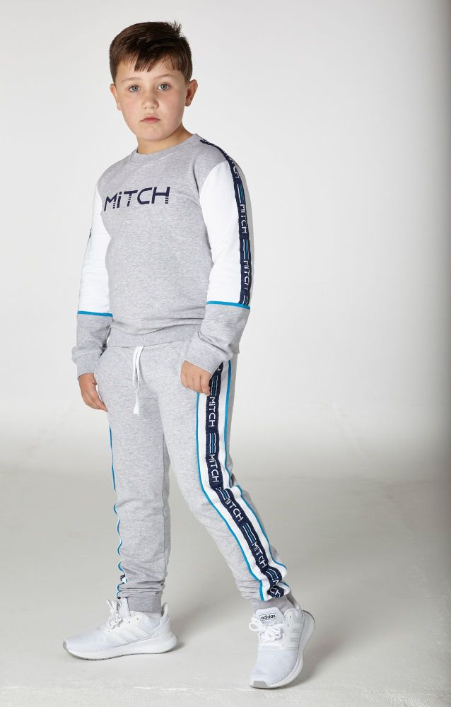 PRE ORDER SS20 Boys MiTCH Landon Tracksuit SS20008