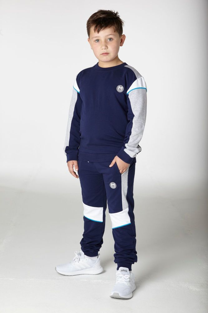 PRE ORDER SS20 Boys MiTCH Adrian Tracksuit SS20009