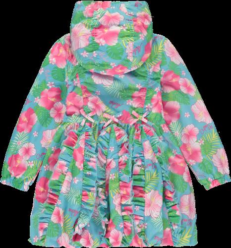 PRE ORDER SS20 Girls A*Dee Hawaiian Holiday Daisie Hooded Jacket S204206