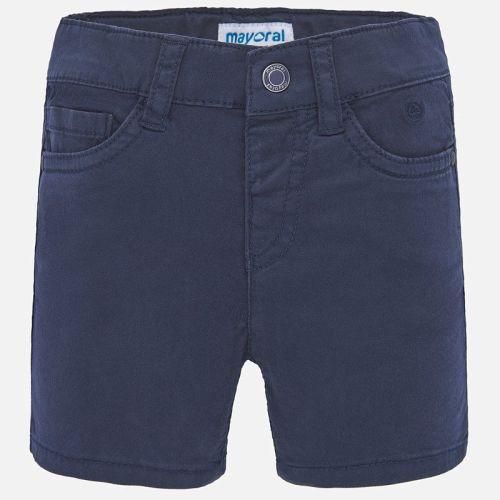 Boys Mayoral Shorts 206 - Navy 97