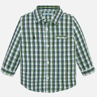 Boys Mayoral Long Sleeve Shirt 1165