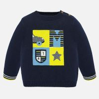 Boys Mayoral Sweater 1321 - Navy