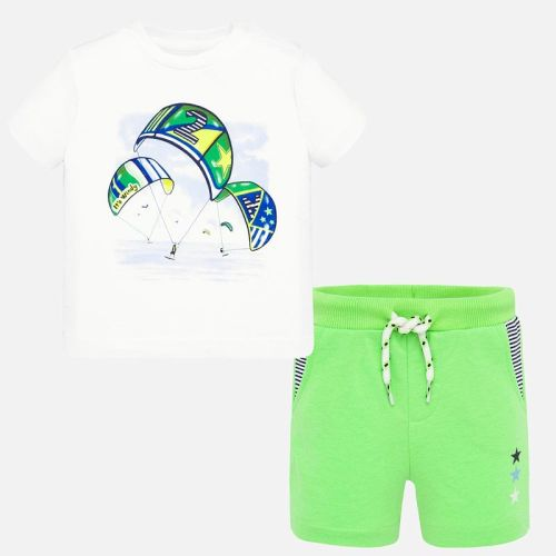 Boys Mayoral Top and Shorts Set 1690