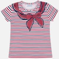 Girls Mayoral Short Sleeve T Shirt 3005