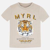 Boys Mayoral Short Sleeve T Shirt 3052