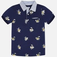 Boys Mayoral Polo Shirt 3146