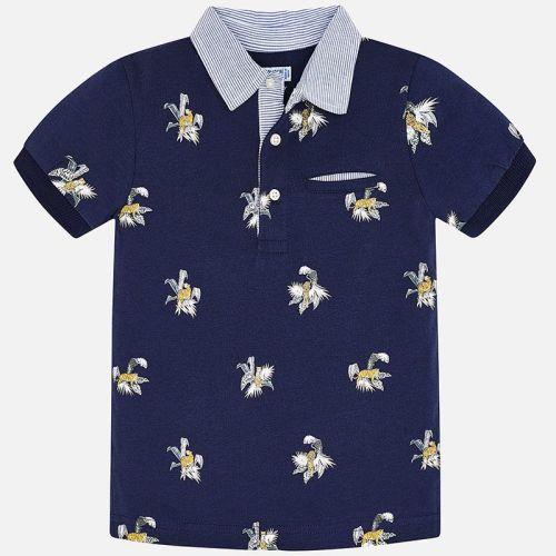Boys Mayoral Polo Shirt 3146