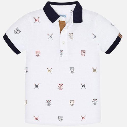 Boys Mayoral Polo Shirt 3152