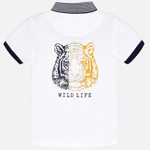 Boys Mayoral Polo Shirt 3155
