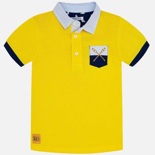 Boys Mayoral Polo Shirt 3156