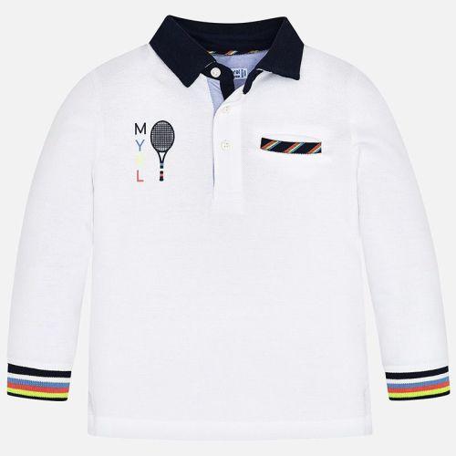 Boys Mayoral Polo Shirt 3157