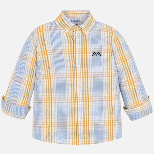 Boys Mayoral Long Sleeve Shirt 3172