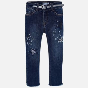 Girls Mayoral Jeans 3542