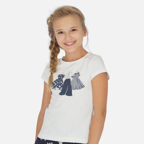 Girls Mayoral Shirt 6006