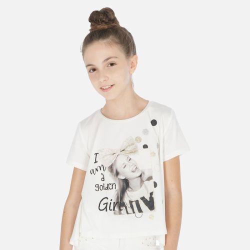 Girls Mayoral T Shirt 6009