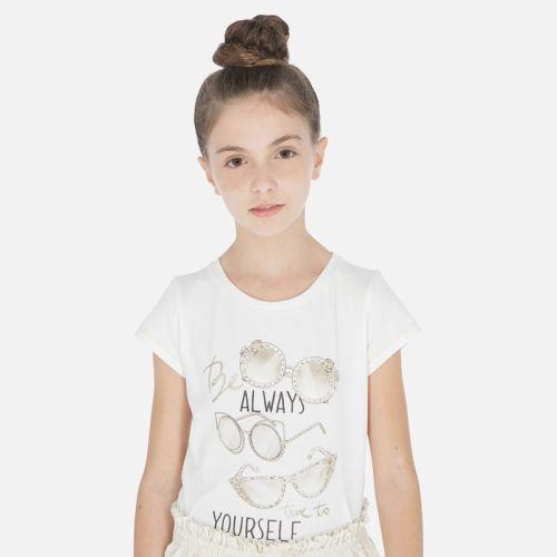 Girls Mayoral T Shirt 6012