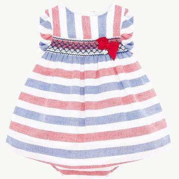 Girls Mayoral Dress 1879 - Red 39