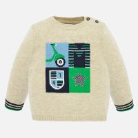 Boys Mayoral Sweater 1321 - Beige