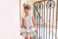 Girls Dolce Petit Mint Dress 2246