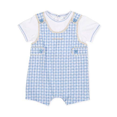 PRE ORDER SS20 Boys Tutto Piccolo Outfit 8295
