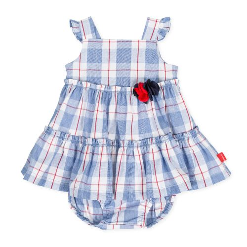 PRE ORDER SS20 Girls Tutto Piccolo Dress and Pants 8241