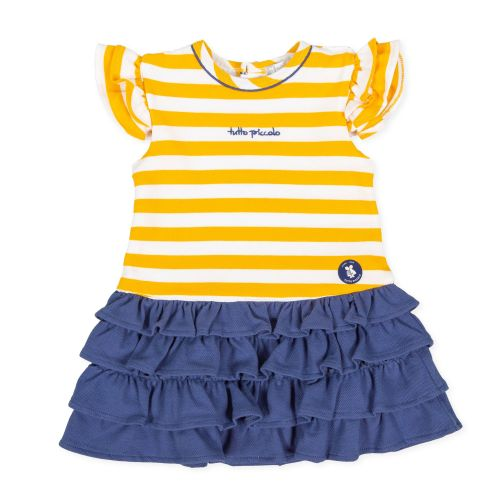 PRE ORDER SS20 Girls Tutto Piccolo Dress 8436
