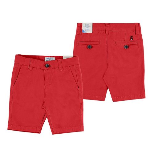 Boys Mayoral Shorts 202 - Hibiscus 55
