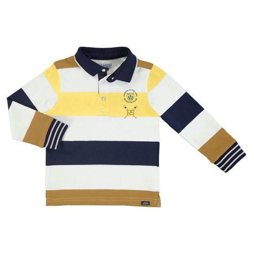 Boys Mayoral Polo Shirt 3159 - Canary