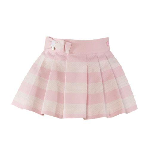 PRE ORDER SS20 Girls Miranda Candy Stripe Skirt Set 244