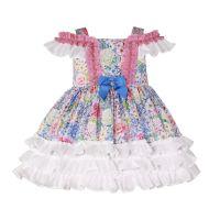 Girls Miranda Floral Dress 252