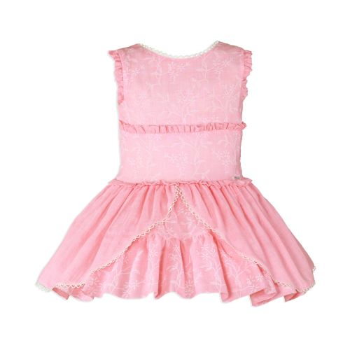 PRE ORDER SS20 Girls Miranda Pale Pink Dress 227