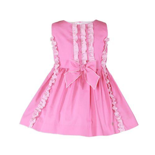 PRE ORDER SS20 Girls Miranda Fuschia Dress 616