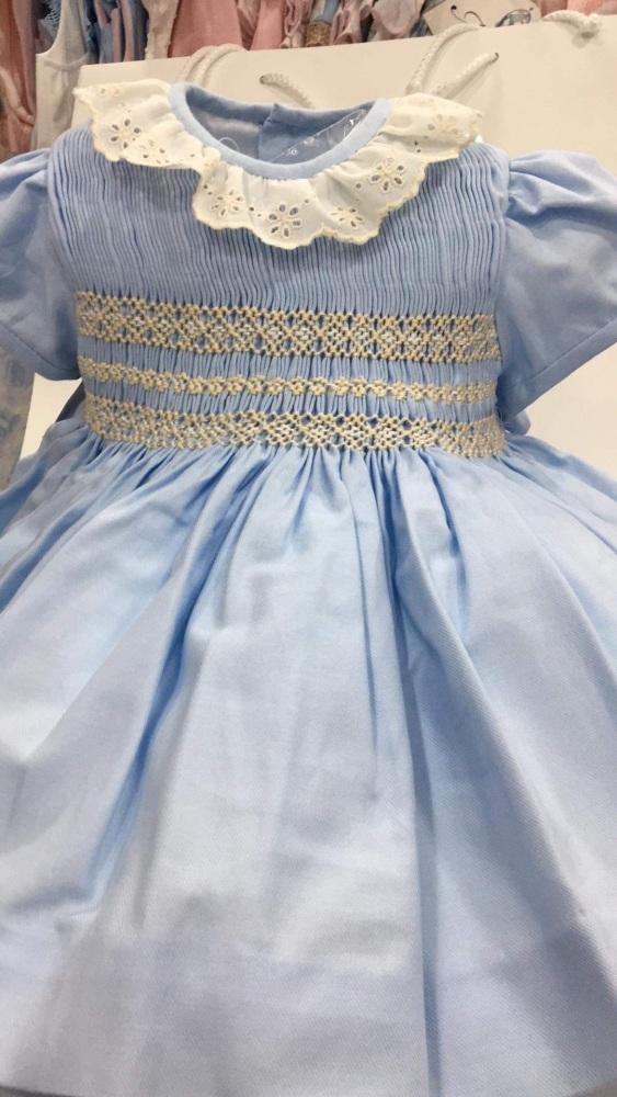 Girls Smocked Dress 90070