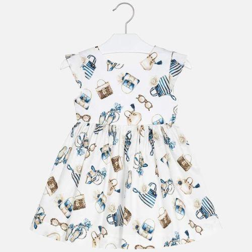 Girls Mayoral Dress 3946