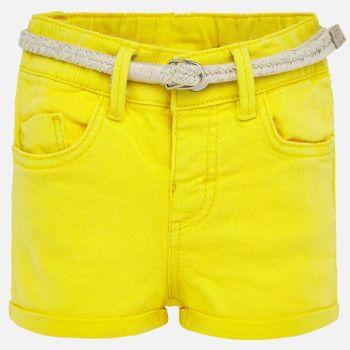 Girls Mayoral Shorts and Belt 221