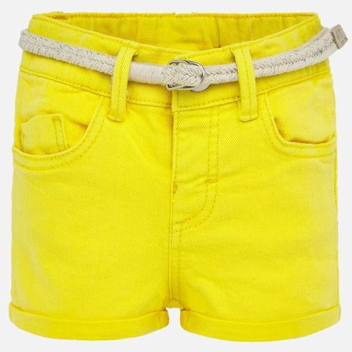 Girls Mayoral Shorts and Belt 221