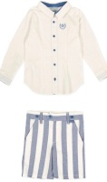 Boys Tutto Piccolo Shirt and Shorts Set 8034, 8333