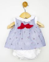 Girls Popys Red, White and Blue Set 22335