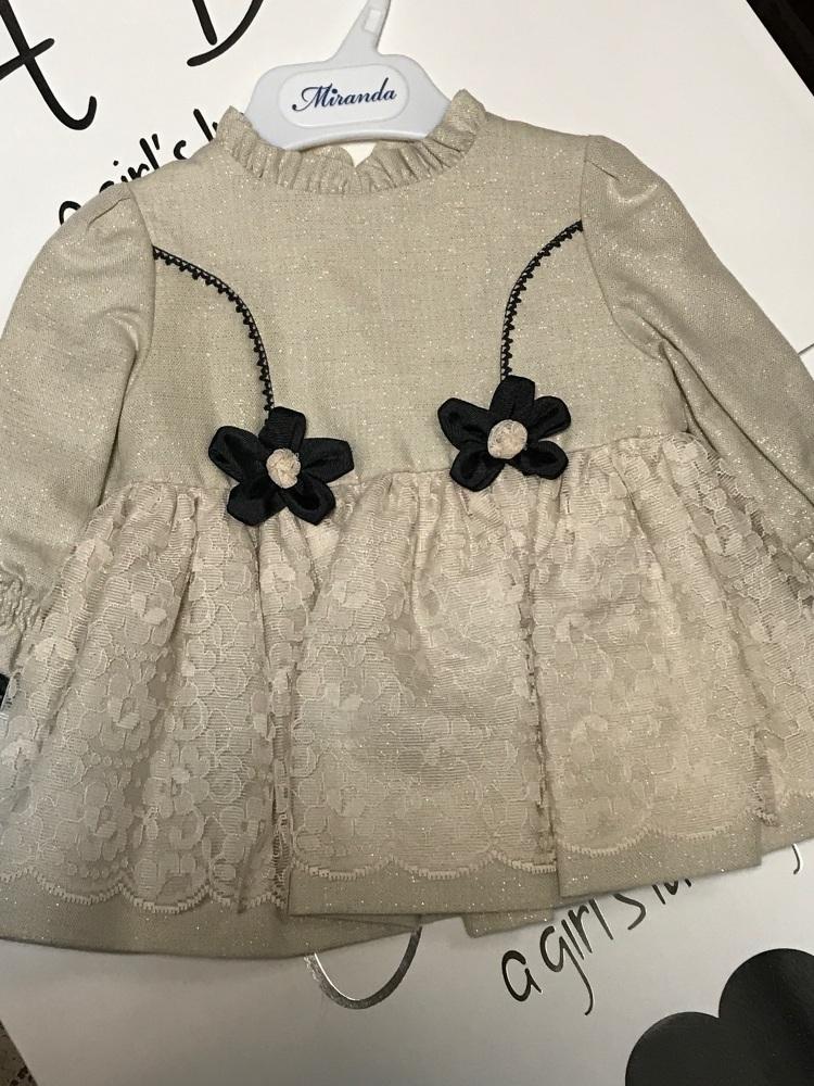 CLEARANCE PRICE Girls Miranda Dress 3m