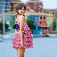 Girls Tutto Piccolo Dress 8244